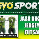 Jasa Pembuatan Baju Futsal Keren Dan Bagus