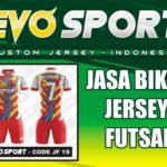 Kaos Futsal Printing Pilihan pembuatan jersey