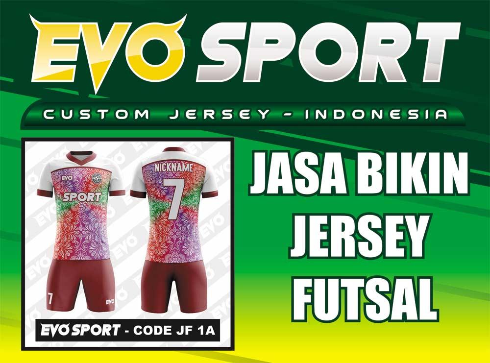 Tempat Bikin Baju Futsal Termurah